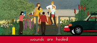 Vignette 2 - Titre : Wounds are healed [s�rie