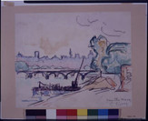 Paul Signac (Paris, 1863 - Paris, 1935)