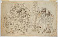 Auteur inconnu; Jean-Etienne Liotard (Genève, 1702 - Genève, 1789), ancienne attribution