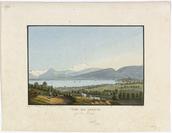 Gabriel Charton (Genève, 1775 - Genève, 1853), imprimeur; Auguste André Bovet (Genève, 1799 - ?, 1864), dessinateur