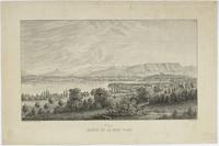 Daniel Wegelin (Saint-Gall, 1802 - Thoune, 1885), lithographe; Daniel Wegelin (Saint-Gall, 1802 - Thoune, 1885), dessinateur; Ricou & Decor, imprimeur