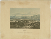 John Basil Grundmann (Berlin, 1758 - Genève, 1830), dessinateur; Emile Salathé, graveur; Rittner, éditeur