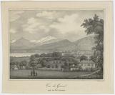 Charles Gruaz (1807 - 1867), lithographe; Frères Manega, éditeur