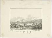 Alexandre-Félix Alméras (Genève, 1811 - Genève, 1868), dessinateur; Gabriel Charton (Genève, 1775 - Genève, 1853), lithographe