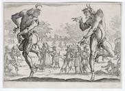 Jacques Callot (Nancy, 1592 - Nancy, 1635)