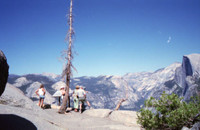 Vignette 6 - Titre : Glacier Point, Yosemite National Park [srie 