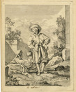 Gabriel Huquier (1695 - 1772), graveur; d'aprs Franois Boucher (Paris, 1703 - Paris, 1770)