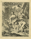 Gabriel Huquier (1695 - 1772); d'aprs Franois Boucher (Paris, 1703 - Paris, 1770)