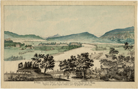 Christian Gottlieb (ou Gottlob) Geissler (Augsbourg, 1729 - Genève, 1814), dessinateur