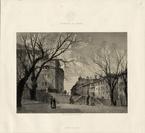 Pilet & Cougnard, imprimeur; Antonio Fontanesi (Reggio d'Emilia, 1818 - Turin, 1882)
