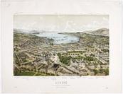 Louis George (1831 - 1899); J. Lanz, éditeur; J. Lanz, imprimeur