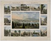 Davis Aloïs Schmid, dessinateur; [Mme] Carl Burkhardt, graveur; Isenring, Johann Baptist, éditeur