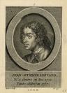 François Hubert (1735 - 1775), graveur; d'après Jean-Etienne Liotard (Genève, 1702 - Genève, 1789)