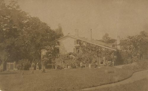 Genève, maison Reverdin à Frontenex