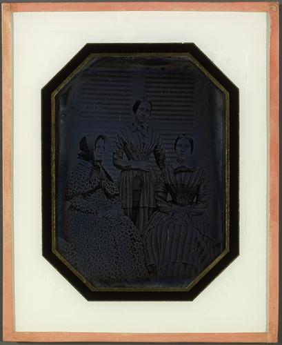 Portrait de Madame Deutz et de ses deux filles