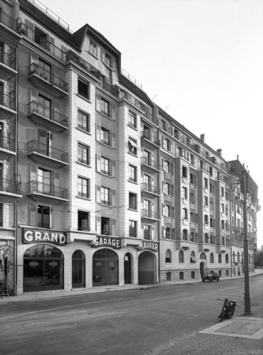 Genu00e8ve Boulevard Des Tranchu00e9es Garage Maurer - Notre Histoire