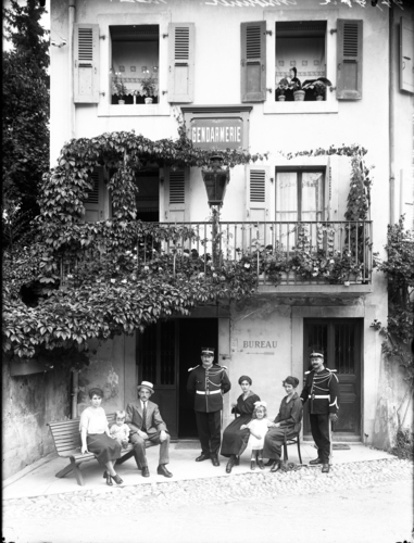 Hermance, gendarmerie