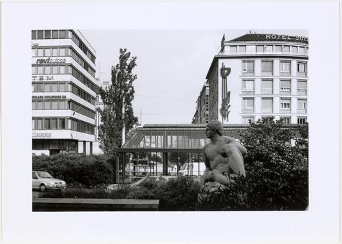 Genève, place Cornavin