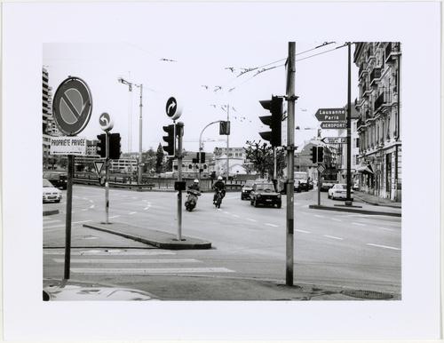 Genève, quai du Rhône