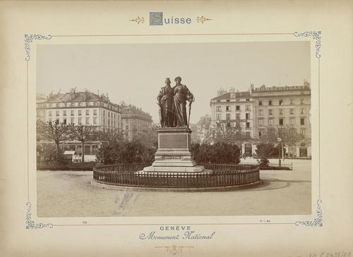 Genève et ses environs