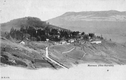 Haute-Savoie, Salève: Mornex et environs