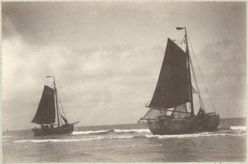 Pays-bas, Zandvoort: marine