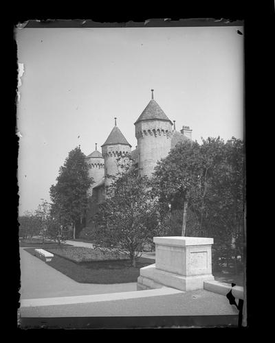 Haute-Savoie, Thonon: Ripaille (château)