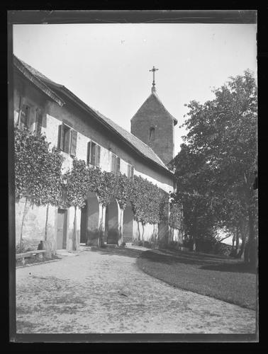 Haute-Savoie, les Allinges: Château-neuf