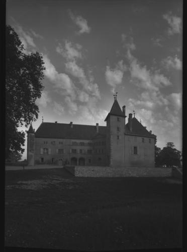 Allaman, château