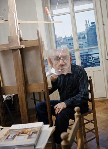 Dominique Appia, artiste