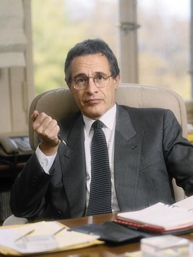 Claude Haegi, homme politique
