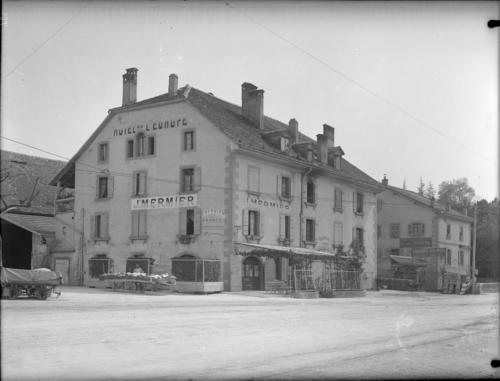 Carouge, route de Saint-Julien