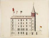 Jean-Daniel Blavignac (Genève, 15.05.1817 — Genève-Plainpalais, 21.02.1876), architecte