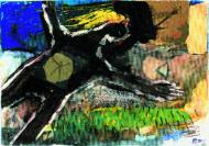 Vignette 1 - Titre : Die Frühlingswiese