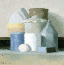 Vignette 2 - Titre : Nature morte carrée