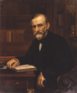 Léon Gaud (Genève, 23/09/1844 — Genève, 18/11/1908)