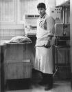 Vignette 2 - Titre : German Hernandez, boucher-charcutier [série