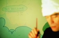 Vignette 6 - Titre : This building (Lily von der Stokker) [série