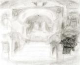 Vignette 6 - Titre : Espace courbe