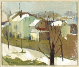 Vignette 1 - Titre : Rue Alexandre-Gavard, Carouge d'antan