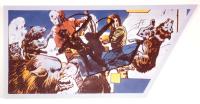 Vignette 1 - Titre : La traversée du siècle: Archer