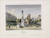 Wild, diffuseur, Isidore Laurent Deroy (1797 — 1885), dessinateur, Frick, imprimeur, Joseph Florentin Charnaux (1819 — 1883), diffuseur