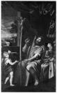 École française, auteur, Auteur inconnu, auteur, Domenico Zampieri (Bologne, 1581 — Naples, 1641), d'après
