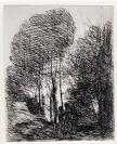 Jean-Baptiste Camille Corot (Paris, 1796 — Ville-d'Avray, 1875), auteur, Alfred Robaut (Douai, 1830 — Fontenay-sous-Bois, 1909), imprimeur