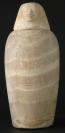 Canope, élément, Vase au nom de Ouahibrê (panse)