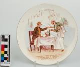 Jules Renard (Liège, 1833 - Paris, 1926), d'après & Keller & Guérin (Lunéville, 1812)