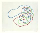 Kölnischer Kunstverein, éditeur, Markus Raetz (Büren an der Aare, 1941), auteur, Kupferdruckatelier Peter Kneubühler, Zürich, imprimeur, Moderna Museet, éditeur, Kunsthaus, Zurich, éditeur
