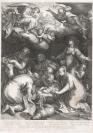 Abraham Bloemaert (Gorinchem, 1566 — Utrecht, 1651), Boetius Adams Bolswert (Bolsward (Friesland), 1580 — Anvers, 1633), graveur