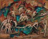 Alice Bailly (Genève, 25/02/1872 — Lausanne, 01/01/1938)