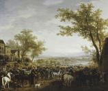 Jacques-Laurent Agasse (Genève, 1767 — Londres, 1849), auteur, Wolfgang-Adam Töpffer (Genève, 1766 — Morillon, 1847)